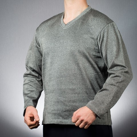 EA Slash Resistant V-neck Sweatshirt